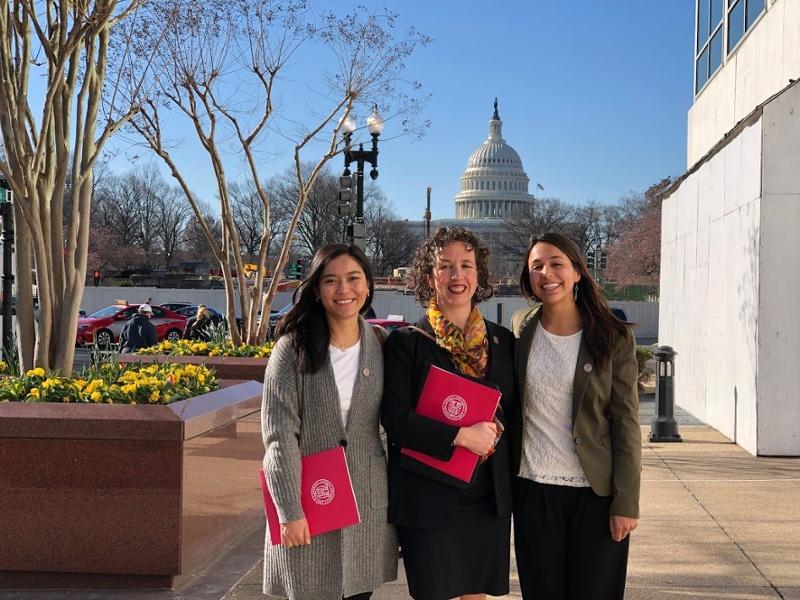 Advocacy Day in Washington DC: ...